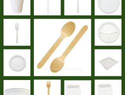 ЭКО-упаковка и посуда из БИО-материалов