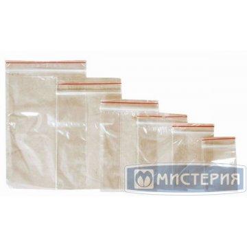 Пакет Zip-Lock ПВД 20х25см 1 000 шт /уп 3 000 шт /кор.