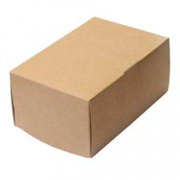 Коробка DoEco 150х100х70мм ECO TABOX 1200, коричн. 250 шт /упак 250 шт/кор