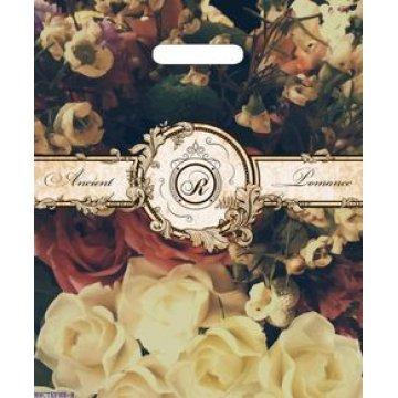 Пакет (мешок) проруб. лам. ПВД 47,5х39см, 60мкм, Романтичный сад  50 шт./уп. 500  шт./кор
