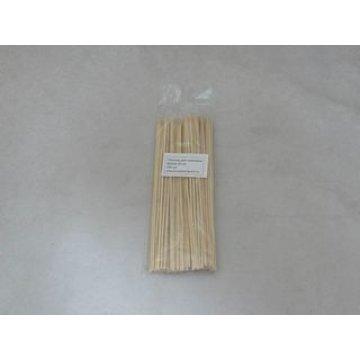 Палочки д/шашлыка 2x150мм бамбук. 100 шт/упак 100 упак/кор