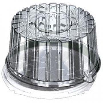 Контейнеры одноразовые пластиковые упаковочные УК-290Н, ППП, коричневая, ПЩ