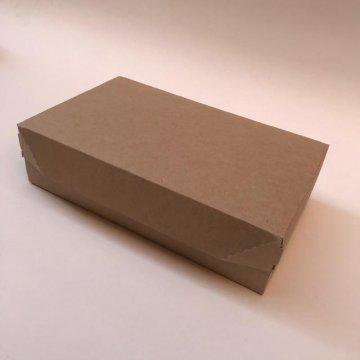 Ланч бокс самосборный 1400мл SELFBOX1400 250*150*40 крафт картон