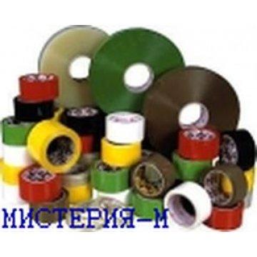 Упаковочная клейкая лента 866 ПВХ 9ммх66м, зеленая 192рул/кор