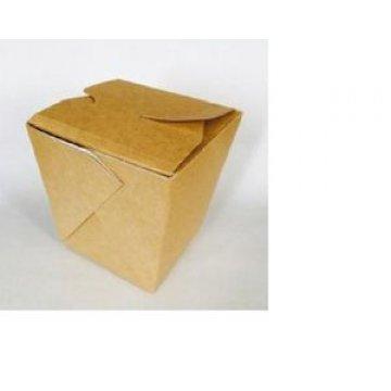 Коробка д/лапши картонная склеенная ECO NOODLES 460мл, 60х80х100мм, 420шт/уп 1 уп./кор