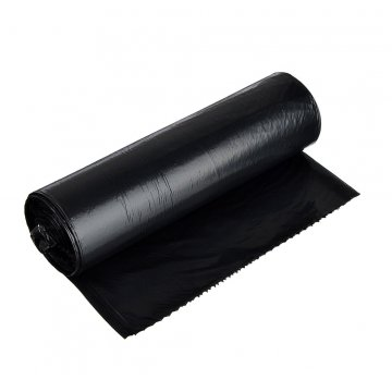 Мешок д/мусора ПВД 120л (50+20)х110см 40мкм 25шт/уп 16уп/кор