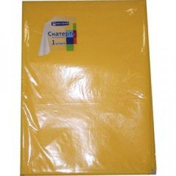 321762 Скатерть Желтая коллекция 140*200см спандбонд 60г/м2, 1шт/уп