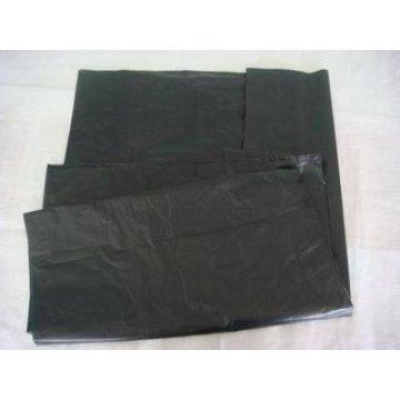 Мешок д/мусора 120л (50+20)x110см 55мкм черный ПВД  50 шт/уп  300 шт/кор