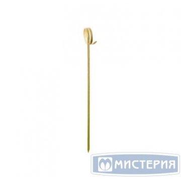 Пика бамбук Завиток 9-10см 1уп/100шт