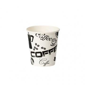 D70/185/200 мл ГН Стакан черный кофе 1500шт/кор
