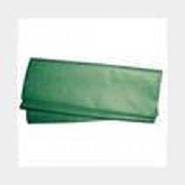 320012з Скатерть Мистерия 120*140см зелен., флисс 1 шт/уп