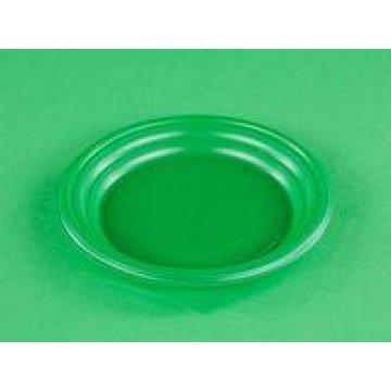 Тарелка бум. 230мм Green (IP500) 500шт/кор