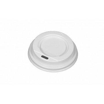 TLS-62 Крышка (Н) (с отверстием для питья) (цвет:белый) (1000шт/кор)