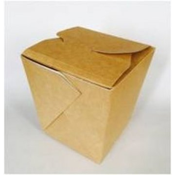 Коробка д/лапши картонная склеенная ECO NOODLES 700мл, 100х100х105мм, 360 шт./уп. 1уп /кор