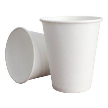 450/500мл Стакан бумажный Белый(50шт/уп) Д90мм (50/1000)