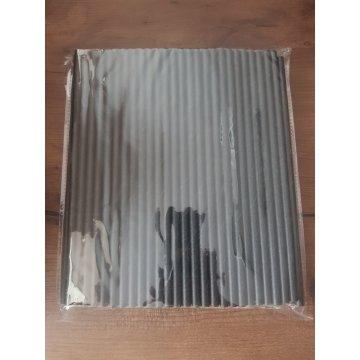 Соломинка 197мм*6мм, черный индивидуальная упаковка (1кор/18упак/200шт)