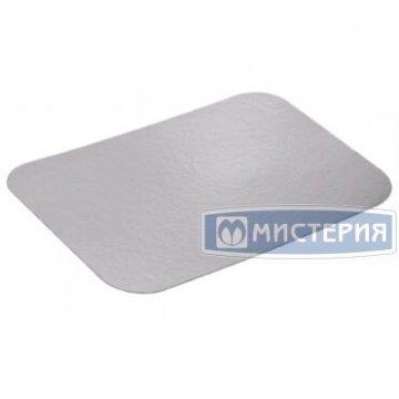 Крышка картон-мет. для ал.форм 410-008 размер 213*150мм 100шт/уп 600шт/кор