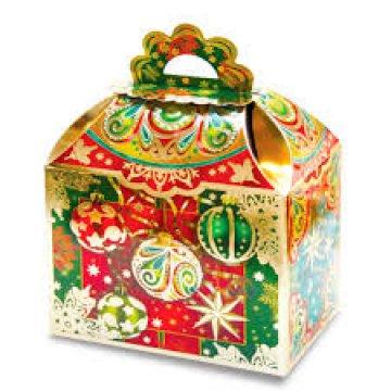 Коробка из картона 1200 г. Ларец