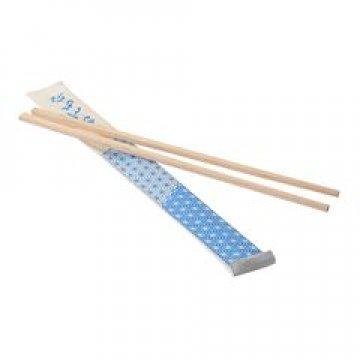 Палочки китайские h 240мм, деревянные пара/инд/упак 50пар/уп 36уп/кор