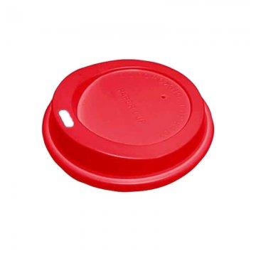 Контейнеры одноразовые пластиковые упаковочные УК-80К, ППП, красная (глянцевая) ,ПЩ 2000шт/кор