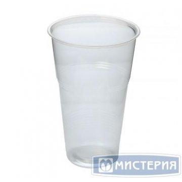 Стакан 500 мл СПАРТАК (ИнтроПластик) (1000/50)