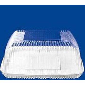 Упаковка прямоуг. торт. 10л., 288х288х114мм, прозрачная, ОПС  50шт/уп  50 шт./кор.