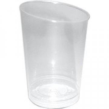 Форма д/фуршетов, 75мл, d 50мм,, Medium Conical, прозрачн., ПС 25 шт./уп. 20 уп/кор