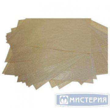 Пергамент для упаковки пищевых продуктов 400*400мм