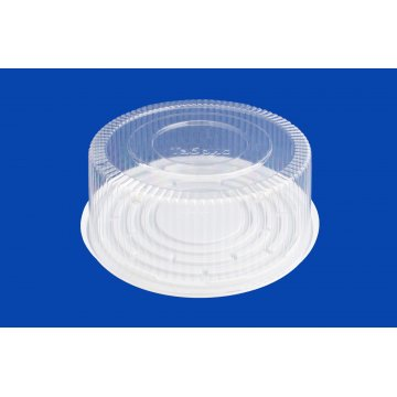 Упаковка полимерная (из биаксиальноориентированных материалов):тортница УП-Т-201Н