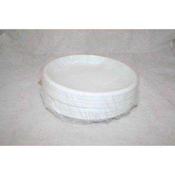 Тарелка d 220мм, бел., ПС 100 шт/уп 18 уп/кор