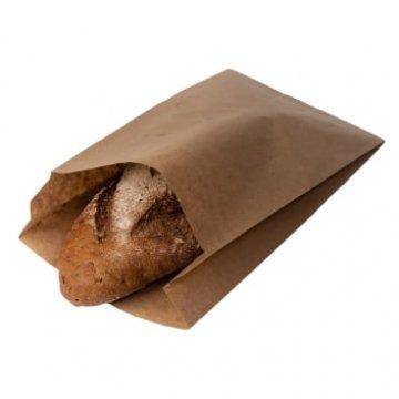 Пакет бумажный  300*100*50 КРАФТ б/п 1500шт/кор