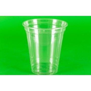 Стаканы пластиковые 280мл. PS280 1х50шт. д.95мм (16/1)