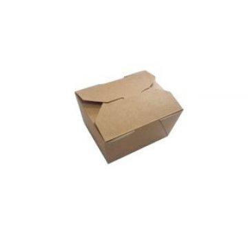 Коробка универсальная д/лапши, вторых блюд и гарниров ECO FOLD BOX 600мл, 110х90х65мм, 450 шт./уп.