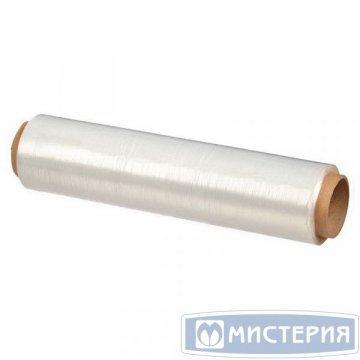 Плёнка ПЭ пищ. 450мм х 250м белая 7 мкм 1 шт /уп 12 шт /кор.