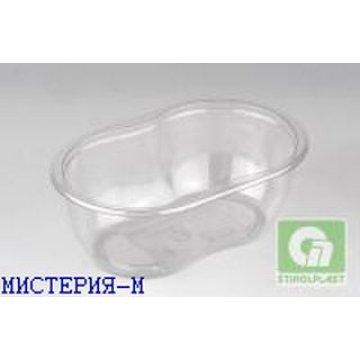 Контейнер СпК-1409-250 прозрачный (К 900, Ф90)