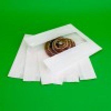 Пакет бумажный VB 300*140*60 ОДП б/п 1400шт/кор
