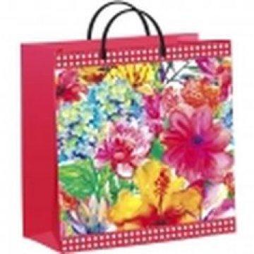 Пакет Цветные краски -мягкий пластик 30х30 - 140 мкм  20 шт/уп  20 шт/кор