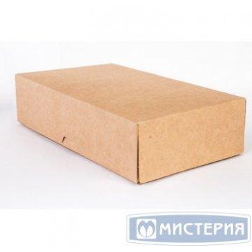 Коробка DoEco 215х165х55мм ECO TABOX NEW 1900, коричн. 300 шт./уп 300 шт./кор