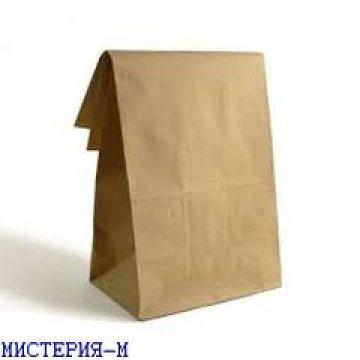 Упаковка бумажная : пакет  без печати TS-9 29*15*6.5см 1*1000шт