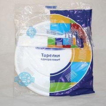 Тарелка d=205 А белая (Мистерия Минск К1440, Ф12)