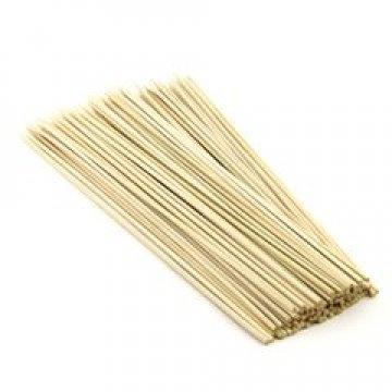Палочки д/шашлыка 2,5x200мм бамбук. 100 шт/упак 100 упак/кор
