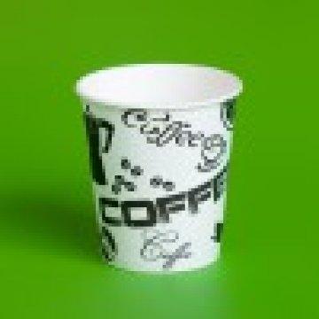 185 ГН Стакан черный кофе 60шт/уп, 1500шт/кор