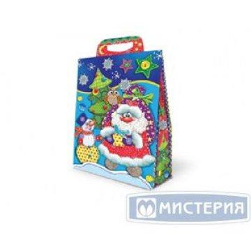 Коробка картонная Новогодняя Тесьма 1 кг 150  шт./уп. 1 упак/кор