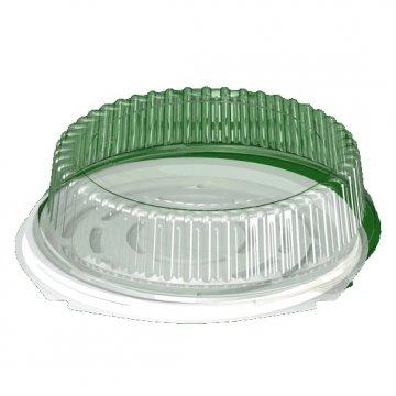 Контейнеры одноразовые пластиковые упаковочные УК-216ВБ-01, ПЭТ, прозрачная, ПЩ-1,28