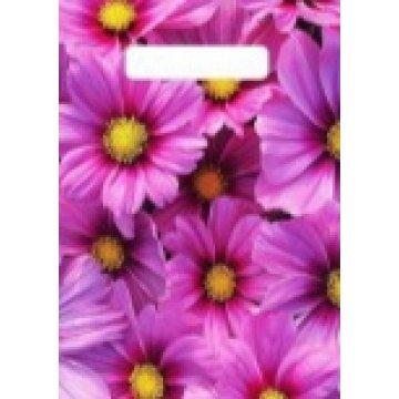 20х30 (30) Мешки (пакеты) с вырубленой неусил. ручкой Тико Яркие хризантемы (0,100/3,000)