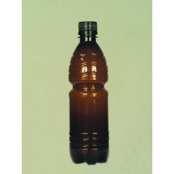 Бутылка коричневая из ПЭТ 0.5 дм3 (упаковка 152шт)