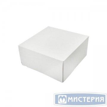 Короб для Транспортировки, белый , Pasticciere, 255*255*120мм, КТ-120 малая 60 шт/упак 60 шт/кор