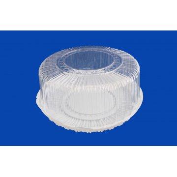 Упаковка полимерная (из биаксиальноориентированных материалов):тортница УП-Т-244В