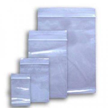 Пакет Zip-Lock ПВД 12х17см 35-40мкм 1000  шт/уп 8000шт/кор
