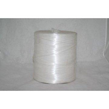 Шпагат(НИТЬ) фибрилиновый 1.0 ктекс,(1кг-1000м) из П/П нити, плоский д/тортов